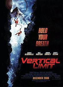 Vertical Limit (2000) (In Hindi) SL VBB - Martin Campbell, Chris O'Donnell, Bill Paxton, Robin Tunney and Scott Glenn