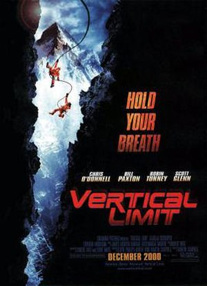 Vertical Limit - Theatrical release poster