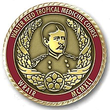 The Walter Reed Tropical Medicine Medal