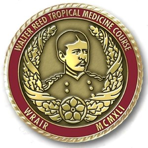 Walter Reed Tropical Medicine Course - The Walter Reed Tropical Medicine Medal