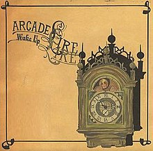 "Cover art for the single ""Wake Up"" by Arcade Fire."