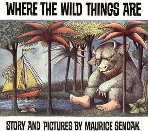 Where the Wild Things Are - First edition cover of Where the Wild Things Are