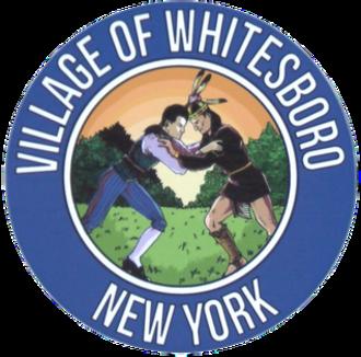 Whitesboro, New York - Image: Whitesboro, New York new city seal (adopted in 2017)
