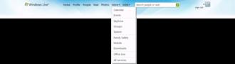 Windows Live - Image: Windows Live Wave 3 Header