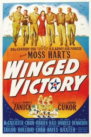 Winged Victory (film) - Film poster