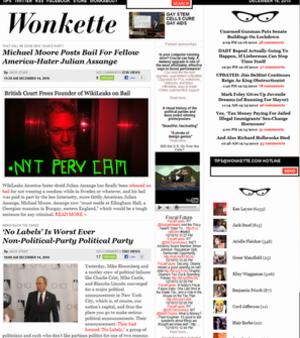 Wonkette - Image: Wonkette