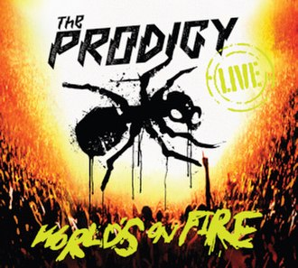 World's on Fire (album) - Image: Worldsonfire album