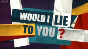 Would I Lie to You? (TV series) - Titles used since series 3