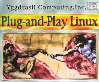 Yggdrasil Linux/GNU/X Linux distribution