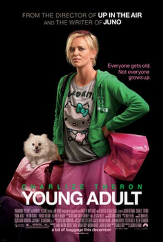 Young Adult (film) - Theatrical release poster