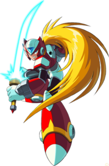 Zero Mega Man Wikipedia