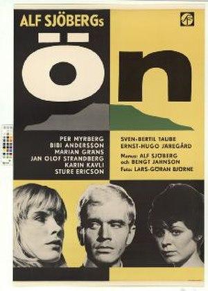 Ön - Film poster