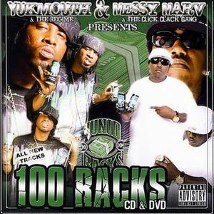 100 Racks - Image: 100 Racks Cover