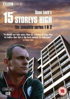 <i>15 Storeys High</i> British sitcom