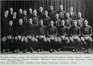 1919 Illinois Fighting Illini football team - Image: 1919 Illinois Fighting Illini football team