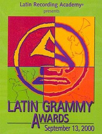 1st Annual Latin Grammy Awards - Image: 1st latin grammy