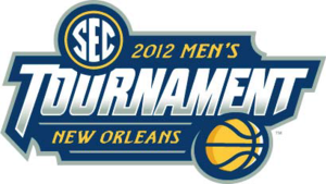 2012 SEC Men's Basketball Tournament -