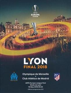 2018 UEFA Europa League Final