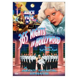 365 Nights in Hollywood - Image: 365 Nights in Hollywood Video Cover