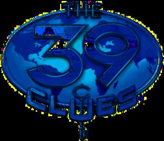 The 39 Clues - Image: 39 Clues logo
