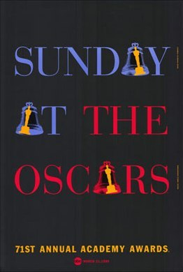 71st Academy Awards poster