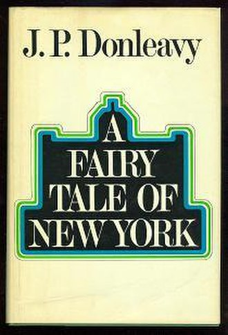 A Fairy Tale of New York - First US edition