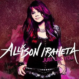 Just Like You (Allison Iraheta album) - Image: ALLISON COVER LORES 1