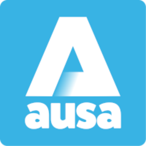 Auckland University Students' Association - Image: AUSA logo, white background
