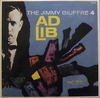 Ad Lib (album) - Image: Ad Lib (album)