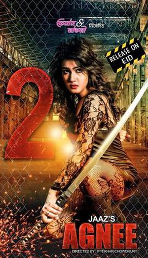 Agnee 2 - Theatrical Release Poster