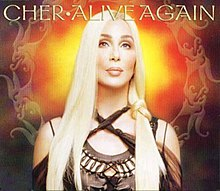 Alive Again (Cher single - cover art).jpg
