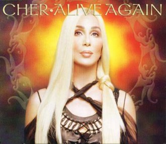Alive Again (Cher song) - Image: Alive Again (Cher single cover art)