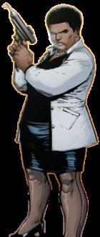 Amanda Waller DC Comics character