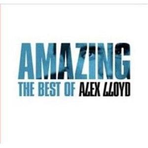 Amazing: The Best of Alex Lloyd - Image: Amazing The Best of Alex Lloyd