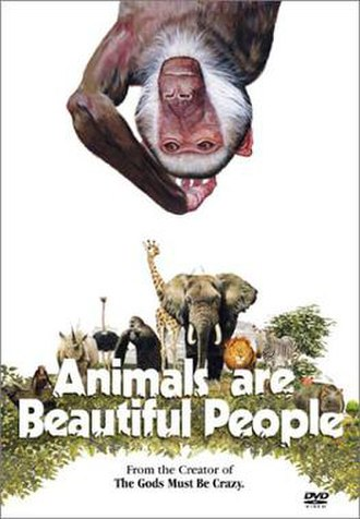 Animals Are Beautiful People - DVD release cover