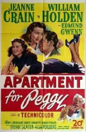 Apartment for Peggy - Image: Apartment for Peggy Video Cover