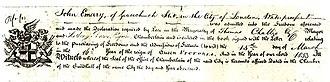 Aquascutum - Aquascutum's first royal warrant