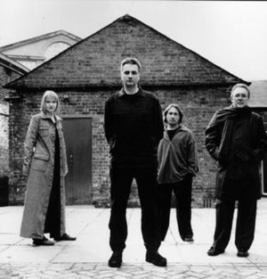 Art of Noise - Dudley, Morley, Creme and Horn (from the fourth and final Art of Noise line-up in 1998–2000)