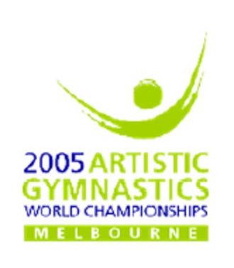 2005 World Artistic Gymnastics Championships - Logo