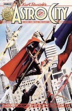 Astro City - Image: Astro City 01