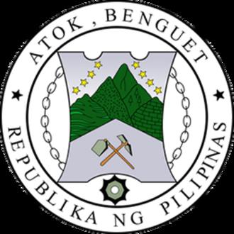 Atok, Benguet - Image: Atok Benguet