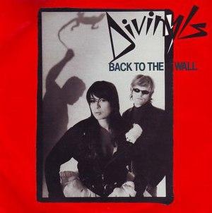 Back to the Wall (song) - Image: Backtothewall Divinyls