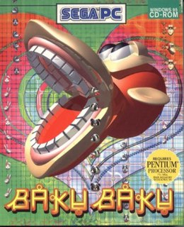 <i>Baku Baku Animal</i> video game