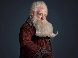 Balin (Middle-earth) - Ken Stott as Balin in The Hobbit film series