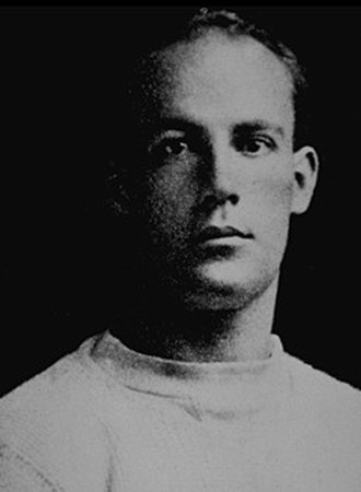 1917 College Football All-America Team - Benny Boynton.