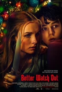 <i>Better Watch Out</i> 2016 Australian-American horror film