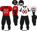 2003–2004 uniform combinations