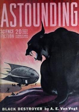 Black Destroyer Astounding July 1939