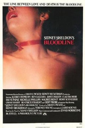 Bloodline (1979 film) - Theatrical release poster
