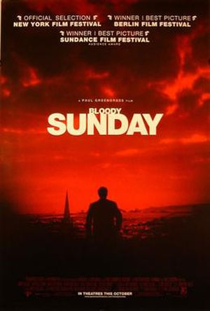 Bloody Sunday (film) - Film poster